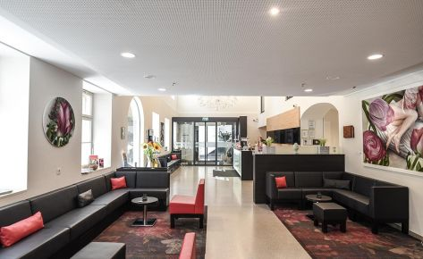Design Budget Hotel, Linz, AT